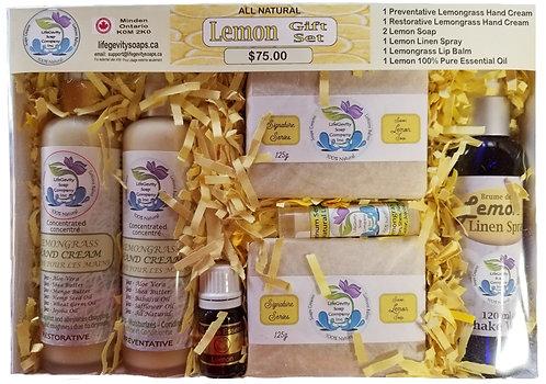 Everything Lemon Gift Pack