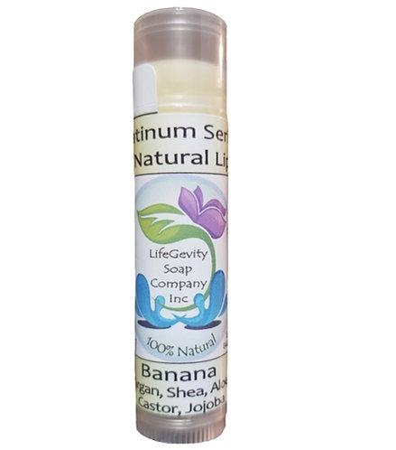 Banana Organic Platinum Lip Balm 4.25 g