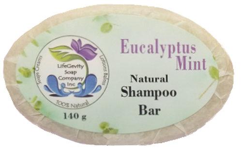 Eucalyptus Mint Shampoo Bar
