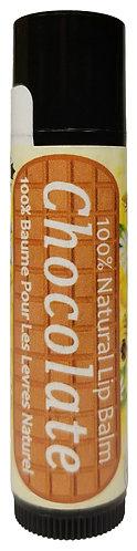 VEGAN Chocolate Organic Lip Balm (4.25 g)