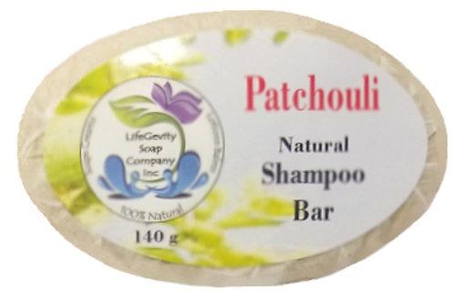 Patchouli Shampoo Bar
