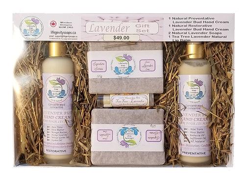 Medium Lavender Gift Set