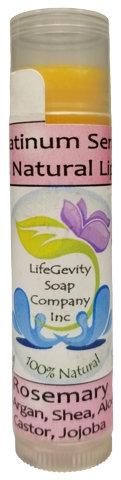Rosemary Organic Platinum Lip Balm 4.25 g