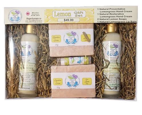 Medium Lemon Gift Set