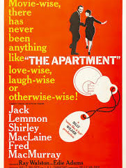 Zach's 10 Favorite Movies: 5. The Apartment (1960)