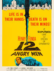 Zach's 10 Favorite Movies: 6. 12 Angry Men (1957)