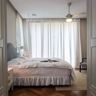 וילונות בד לחדר שינה