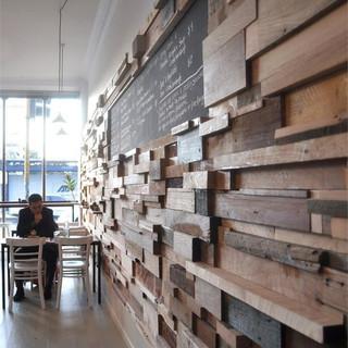 חיפוי עץ טיק מדגם: Orkney