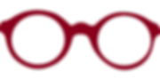 eye glasses - red.png