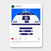 Social Media Design, Illustration