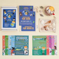 Educational Card Designs