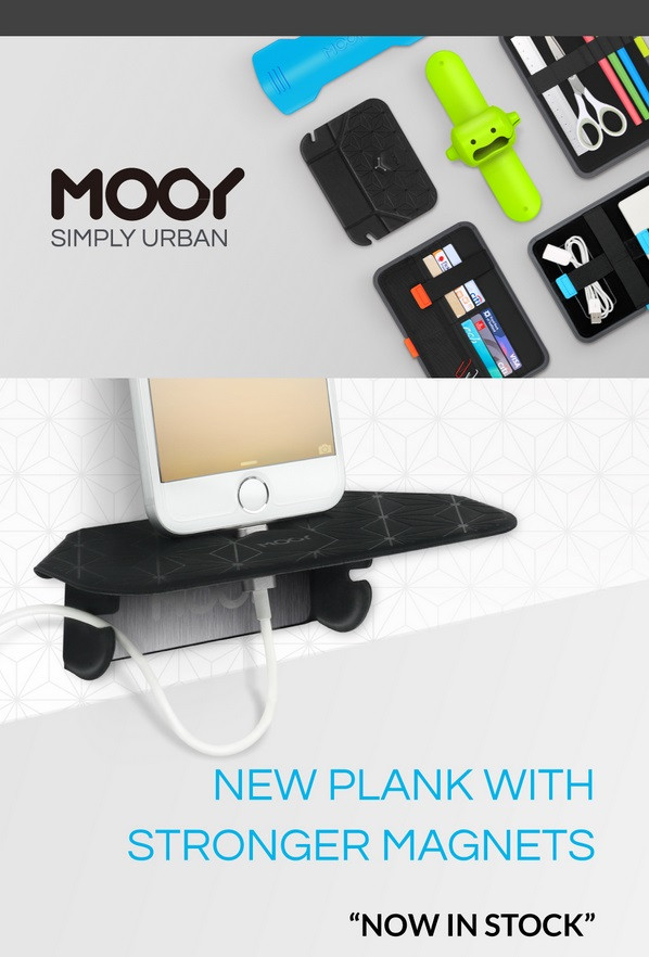 Plank 2.0-Now In Stock!