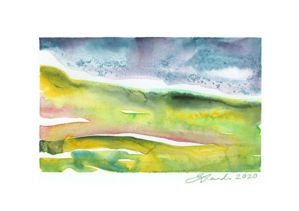 Spring Prairie