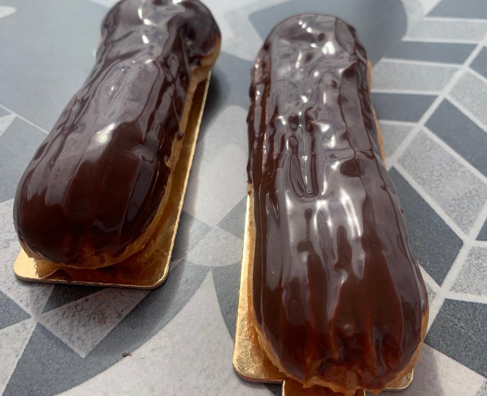 éclairs chocolat dolciumi mes douceurs.j