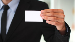 Are Business Cards Going Away?
