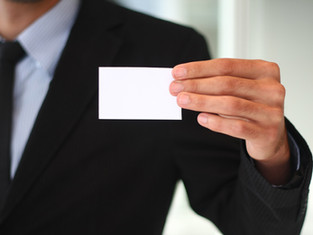 How Business Cards Can Help You Get a Job