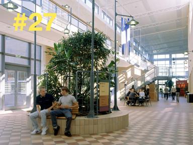 #27 Ur arkivet: Marks Gymnasieskola