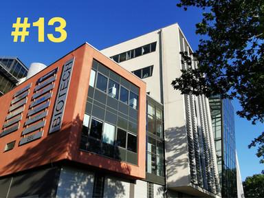#13 Biotech Center i Göteborg
