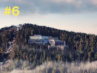 Bergbadet – innovativt teamwork skapar visionär arkitektur