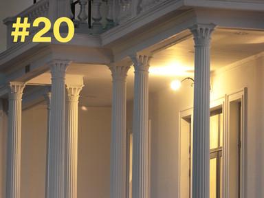 #20 Jonsereds herrgård under omvandling.