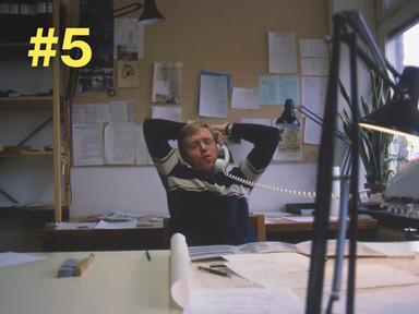 #5 1980 startade Liljewall på Kilgatan i Göteborg
