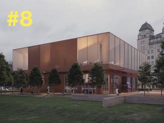 Idéer som inte blev – Oslos nya brandstation