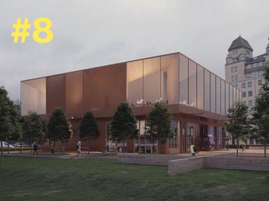 #8 Idéer som inte blev – Oslos nya brandstation