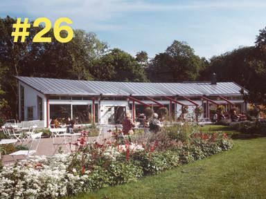 #26 Ur arkivet: Botaniska paviljongen