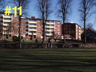 Ur arkivet - Kvarteret Sadelmakaren i Kungälv