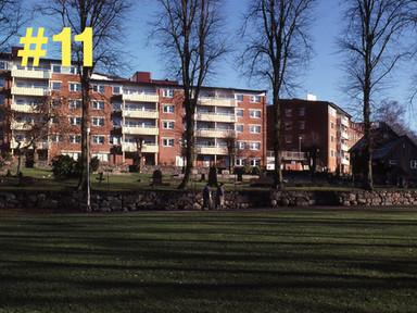 #11 Ur arkivet - Kvarteret Sadelmakaren i Kungälv
