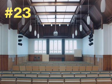 #23 Ur arkivet: Konsthögskolan Valand