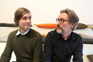 Joakim Forsemalm och Magnus Johansson