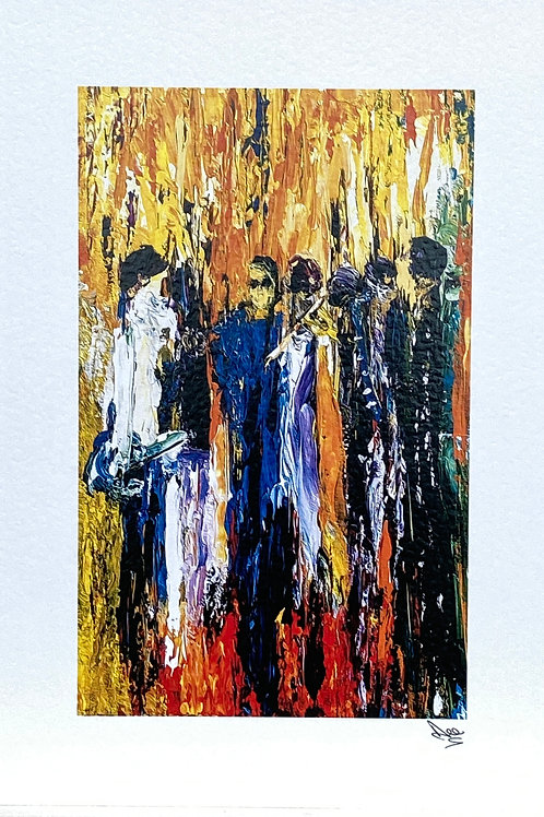 Print ;The Band