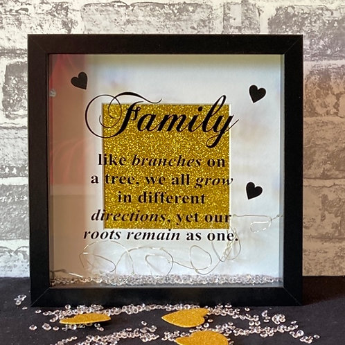 Family, Branches