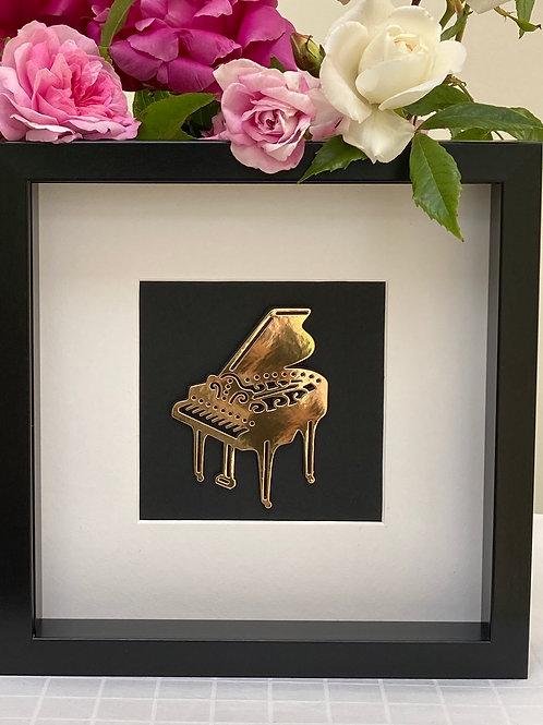 Gold Piano....