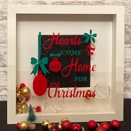 Hearts come home for Christmas