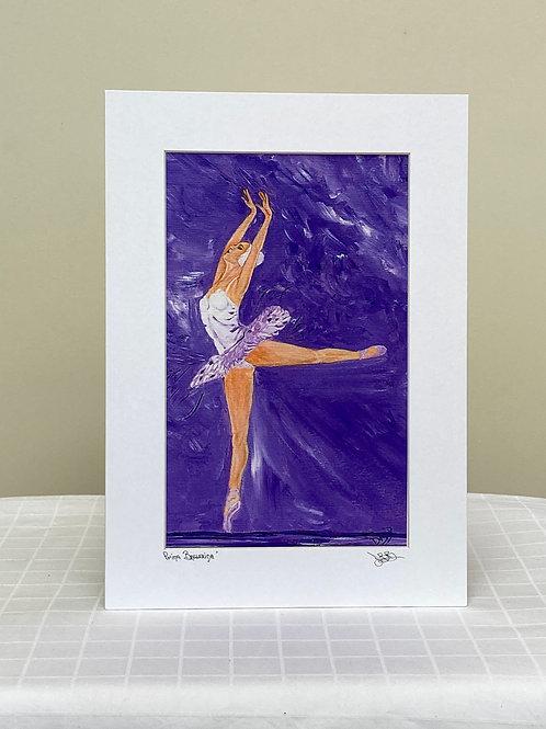Painting; Prima Ballerina