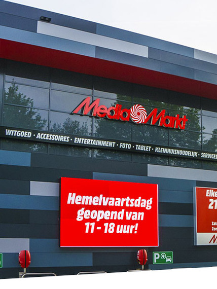 MediaMarkt, Ekkersrijt