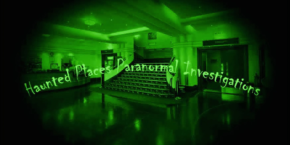 The Stag Theatre Paranormal Investigation