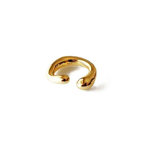 Little Twist Earcuff Gold