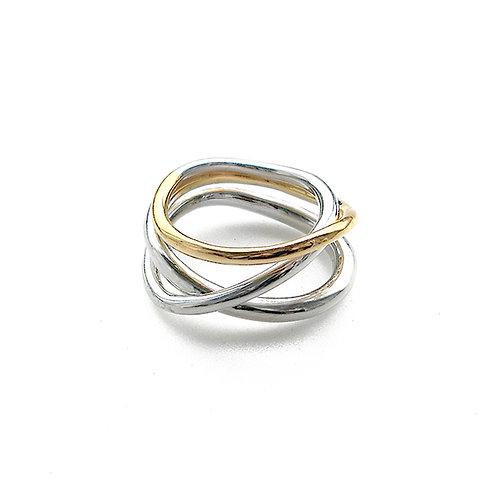 【予約】One Stroke Ring (Triple)