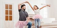 web3-dad-daughter-ballet-dancing-lightfi