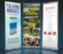 Tell Design and Print Roll Up Banners