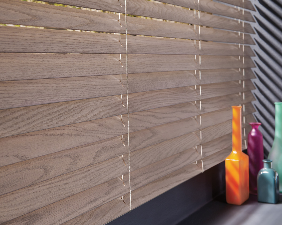 Jigsaw Blinds Real Wood Blinds