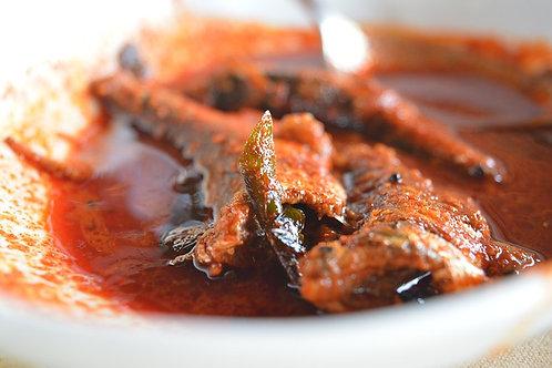 Thai Fish Curry (Mild Spice)