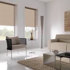 Jigsaw Blind Neutral Roller Blind