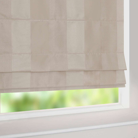 Jigsaw Blinds Roman Blinds