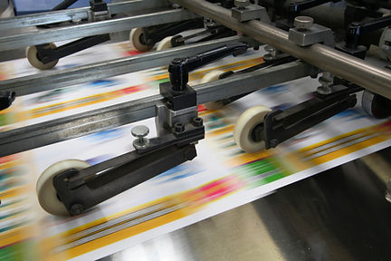 Tell Design and Print Litho
