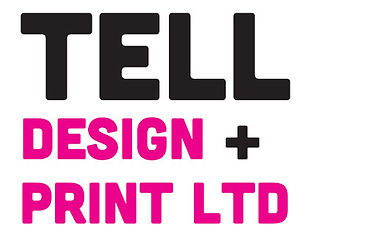 Tell Design and Print, About Us, New Logo