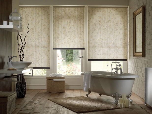 Jigsaw Blinds Pattern Roller Blind